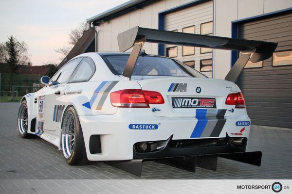 BMW M3 E92 GT2 Heckdiffuser