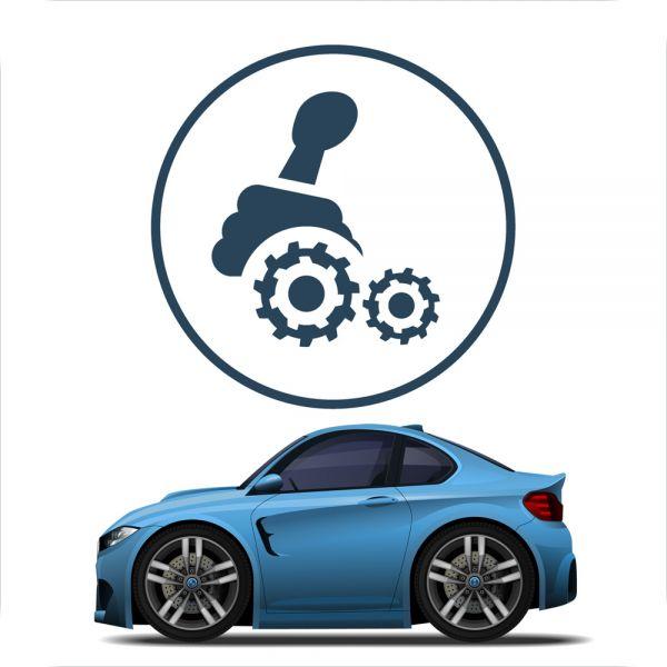 Getriebe 6-Gang Schaltung BMW Z4 M E86