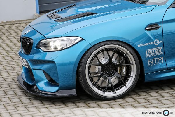 BMW M2 F87 AP Racing PRO 5000 R vorne