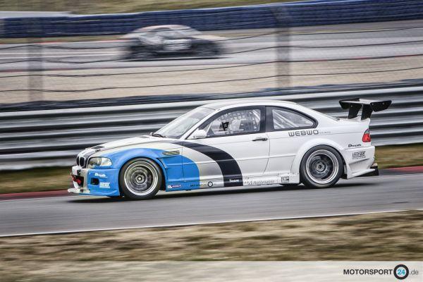 BMW M3 E46 Bodykit GTR
