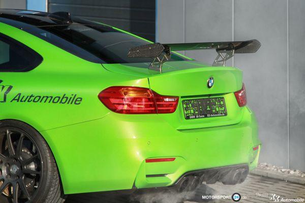 BMW M4 F82 Heckklappe DTM Style