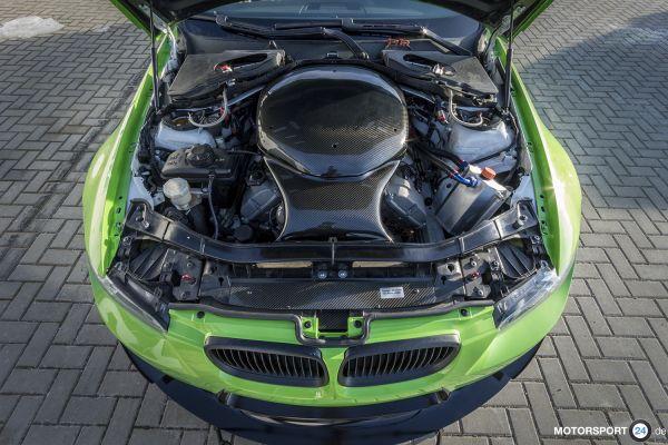 BMW M3 E92 Airbox Race S65