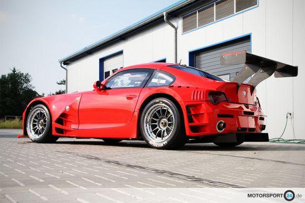 BMW Z4 M E86 GTR Bodykit