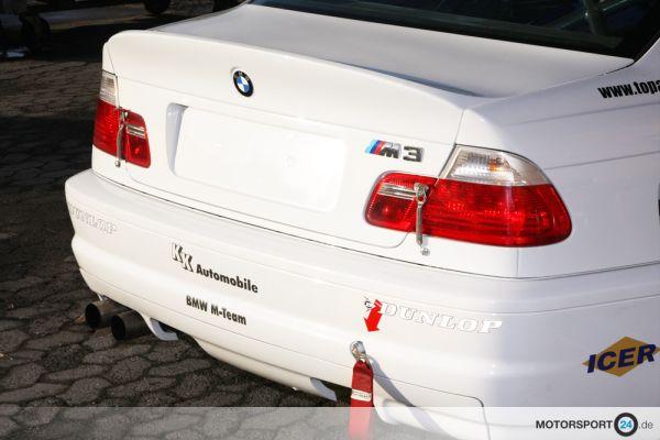 BMW M3 E46 CSL Style Heckklappe