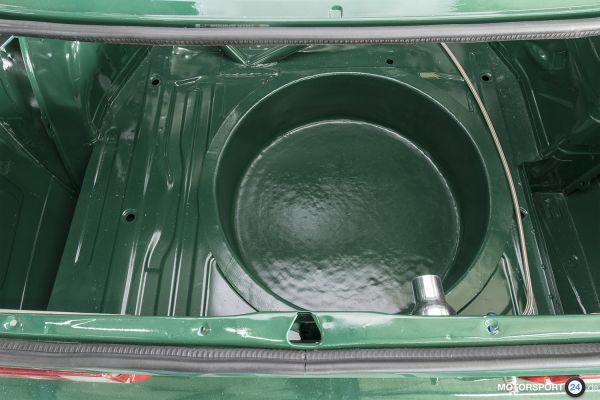 M3 E30 Tankwanne