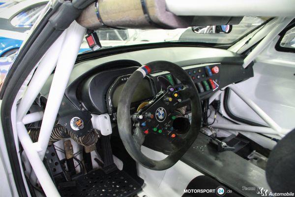 BMW Z4 GT3 Armaturenbrett