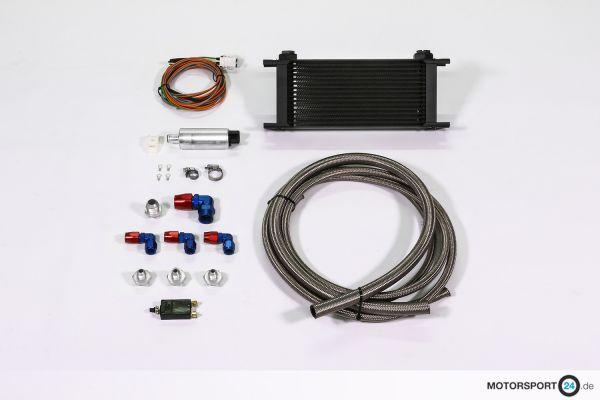 BMW M3 E92 Differential Ölkühler Kit