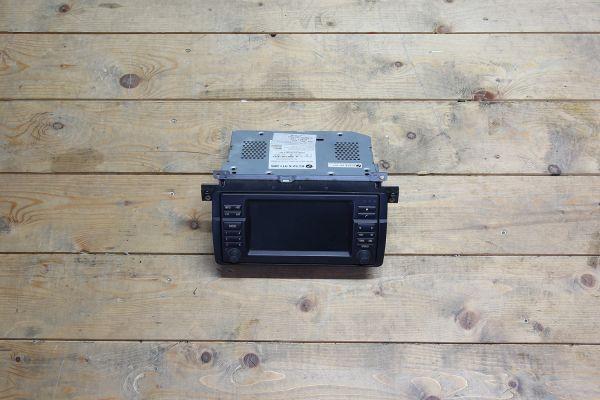 Bordmonitor Wide Screen M3 E46